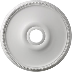 Elk Lighting Brittany Ceiling Medallion White M1003