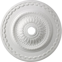 Elk Lighting Brookdale Ceiling Medallion White M1008WH