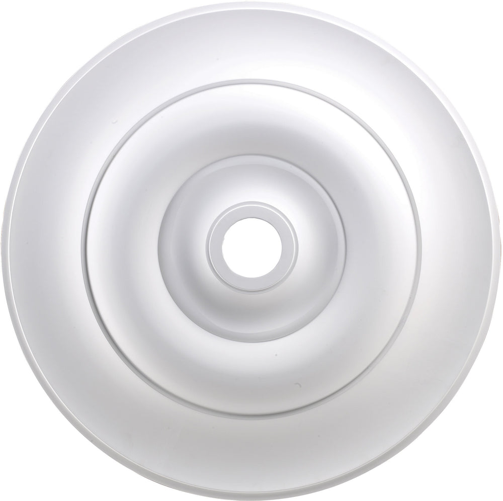 "32""W Apollo Ceiling Medallion White"