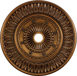 Elk Lighting Corinna Ceiling Medallion Antique Bronze M1013AB