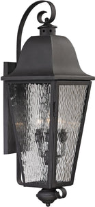 Elk Lighting Forged Brookridge 4-Light Outdoor Wall Light Charcoal 47103/4