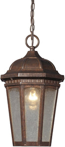 Elk Lighting Fullerton 1 Light Outdoor Hanging Hazelnut Bronze 470321