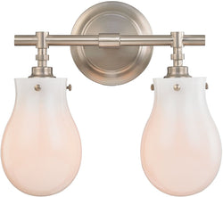 Elk Lighting Jaelyn 2-Light Bath Light Brushed Nickel 31921/2