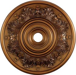 Elk Lighting Laureldale Ceiling Medallion Antique Bronze M1014AB