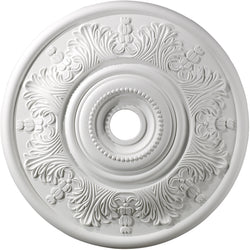 Elk Lighting Laureldale Ceiling Medallion White M1014WH