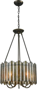 Elk Lighting Lineage 5-Light Chandelier Oil Rubbed Bronze 72135/5