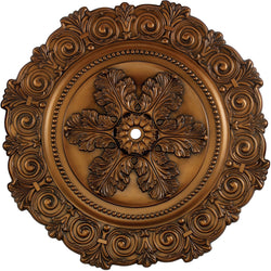 Elk Lighting Marietta Ceiling Medallion Antique Bronze M1011AB