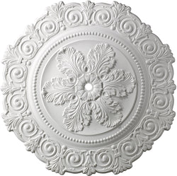 Elk Lighting Marietta Ceiling Medallion White M1011WH