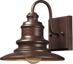 Elk Lighting Marina 1 Light Outdoor Wall Sconce Hazelnut Bronze 470101