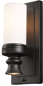 Elk Lighting Newfield 1-Light Wall Sconce Oiled Bronze 66250-1+1