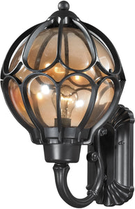 Elk Lighting 19 inchh 1-Light Outdoor Wall Lantern Oil Rubbed Bronze 870221