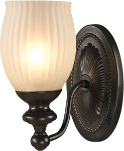 Elk Lighting Park Ridge 1-Light Bath Light Oil Rubbed Bronze  11650/1