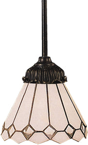 Elk Lighting Mix-N-Match 1-Light Pendant Tiffany Bronze 078TB04