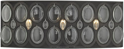 Elk Lighting Serai 3-Light Vanity Oil Rubbed Bronze/Clear Glass 811213