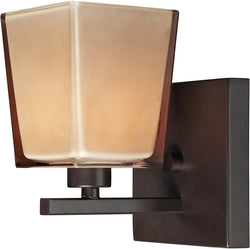 Elk Lighting Serenity 1 Light Bathbar Oiled Bronze 114361
