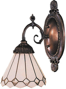 Elk Lighting Mix-N-Match 1-Light Wall Sconce Tiffany Bronze 071TB04