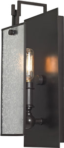 Elk Lighting 4 inchw 1-Light Wall Sconce Oil Rubbed Bronze 570901