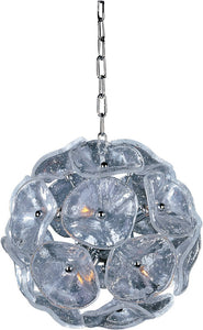 ET2 Cassini 8-Light Pendant Polished Chrome E2209028