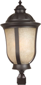 Exteriors Frances II 3-Light Outdoor Post Oiled Bronze Z612592