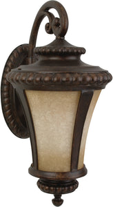 Exteriors Prescott 1-Light Outdoor Wall Peruvian Bronze Z1224112