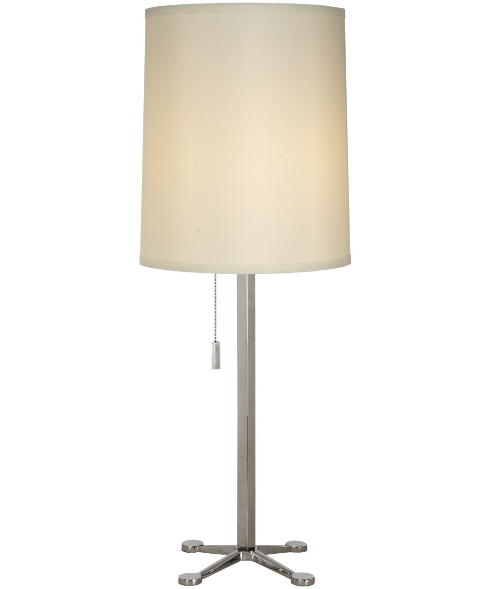 "29""H Ascent 1 Light Table Lamp in Polished Chrome TT5230-26 by Trend Lighting"