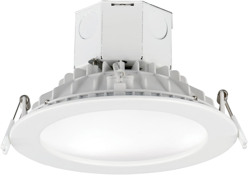 "7""W Cove Recessed Downlight White"