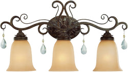 0-005700>Englewood 3-Light Bath Vanity Light French Roast