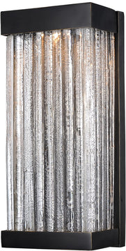 "16""H Encore VX LED Outdoor Wall Sconce Bronze"