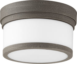 Celeste 1-light Ceiling Flush Mount Zinc