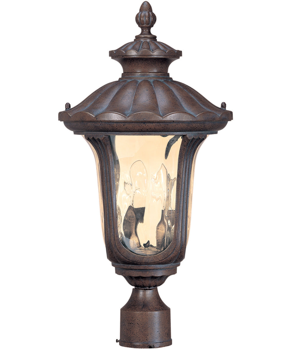 Beaumont 2-Light Outdoor Fruitwood
