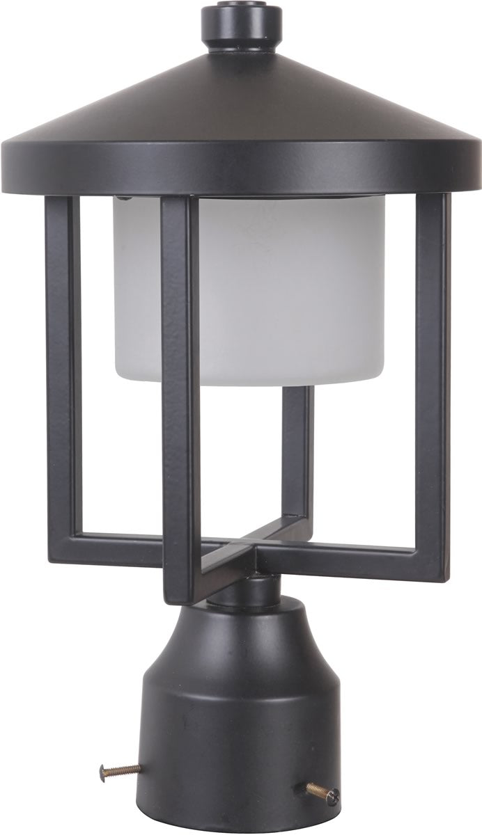 "13""H Alta 1-Light LED Outdoor Post Light Midnight"