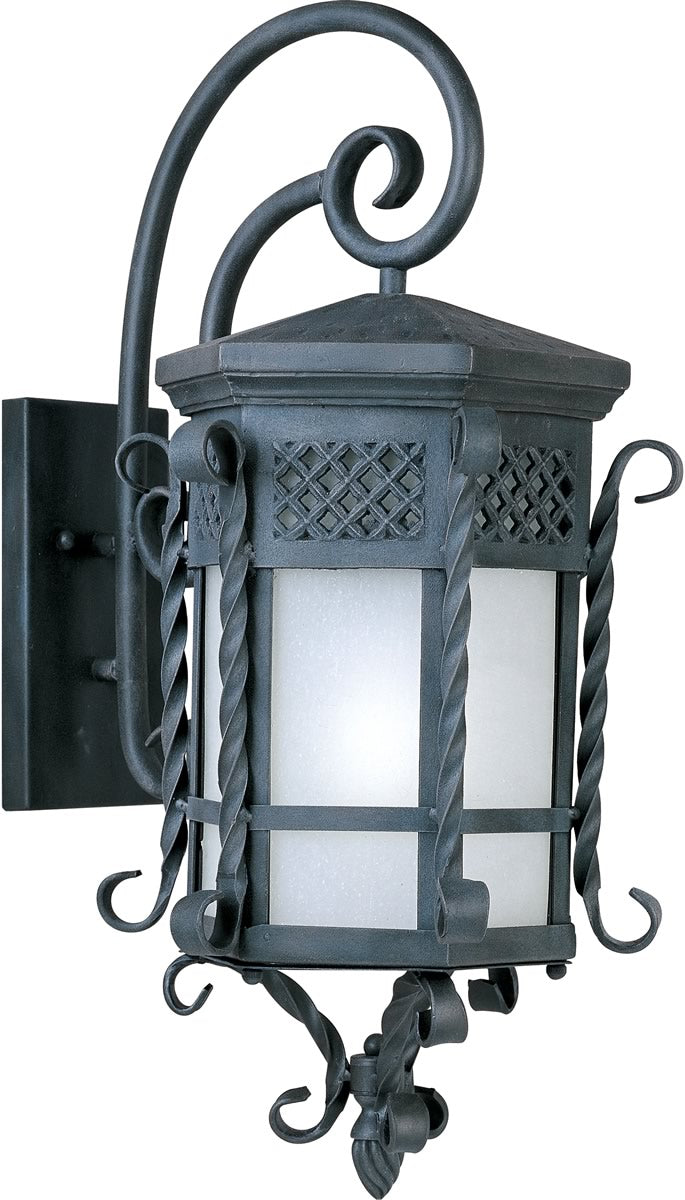 "28""H Scottsdale LED 1-Light Outdoor Wall Lantern Country Forge"