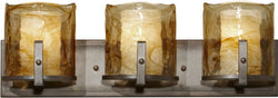 "6""w Aris 3-Light Bath Vanity Roman Bronze"
