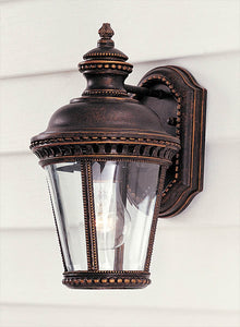 Feiss Castle Grecian Bronze Wall Mount Lantern OL1900GBZ
