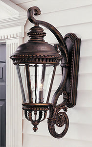 Feiss Castle Grecian Bronze Wall Mount Lantern OL1904GBZ