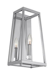 Feiss Conant 1-Light Wall Sconce Chrome