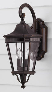 Feiss Cotswold Lane Outdoor Lantern Grecian Bronze OL5401GBZ
