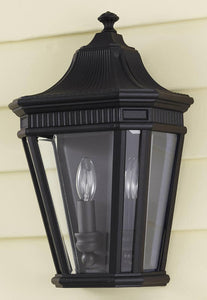 Feiss Cotswold Lane Outdoor Lantern Black OL5403BK