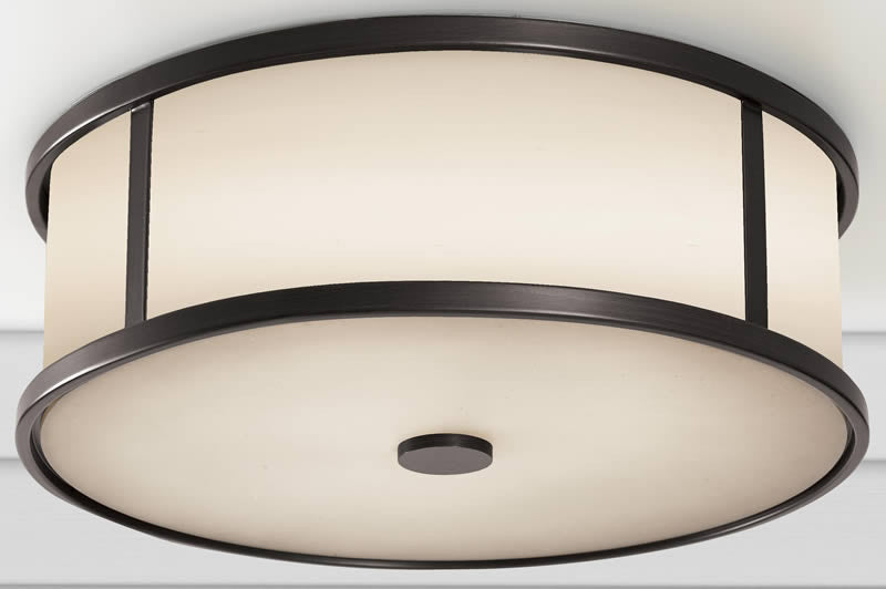 "14""w Dakota 3-Light Outdor Lighting Espresso"