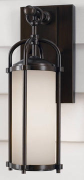 "13""H Dakota 1-Light Outdor Lighting Espresso"