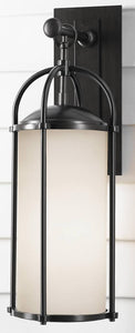 "21""h Dakota 1-Light Outdor Lighting Espresso"