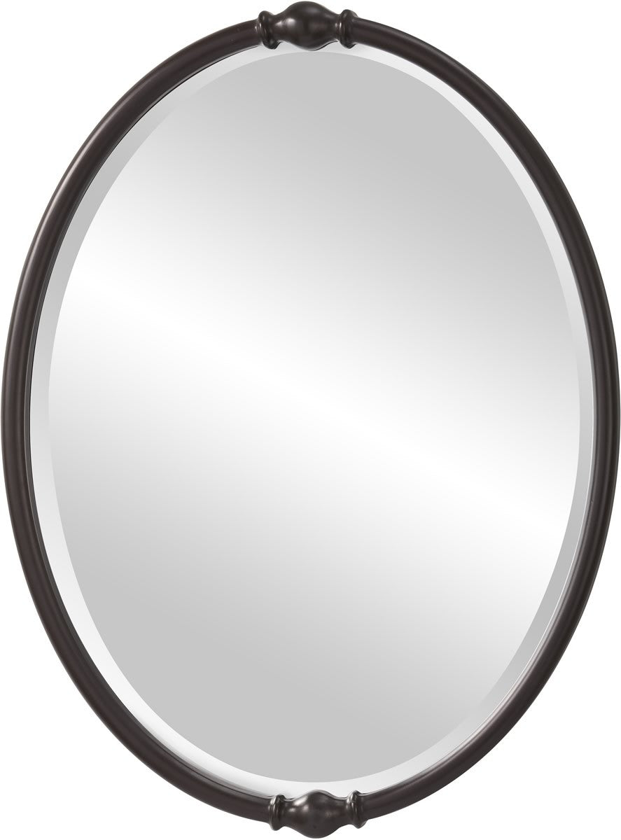"33x24"" Jackie Mirror Oil Rubbed Bronze"