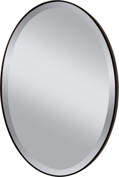"36""H x 24""W Johnson Mirror Oil Rubbed Bronze"