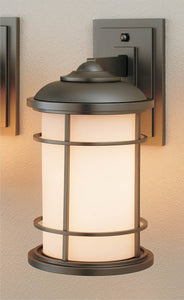 Feiss Lighthouse Burnished Bronze Wall Mount Lantern OL2201BB