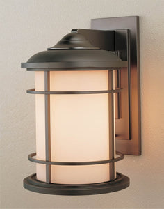 Feiss Lighthouse Burnished Bronze Wall Mount Lantern OL2202BB