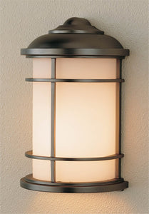 Feiss Lighthouse Burnished Bronze Wall Mount Lantern OL2203BB