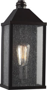 Feiss Lumiere 1 Light Outdoor Wall Light Oil Rubbed Bronze Ol18000Orb