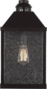 Lumiere 1-Light Outdoor Wall Light Oil Rubbed Bronze