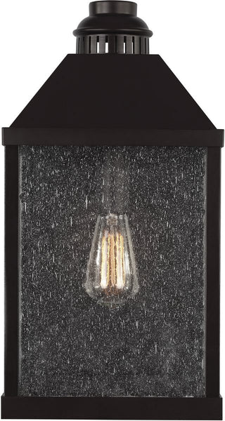 Feiss Lumiere 1 Light Outdoor Wall Light Oil Rubbed Bronze Ol18002Orb
