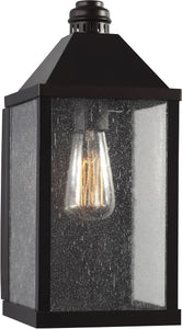Feiss Lumiere 1 Light Outdoor Wall Light Oil Rubbed Bronze Ol18013Orb
